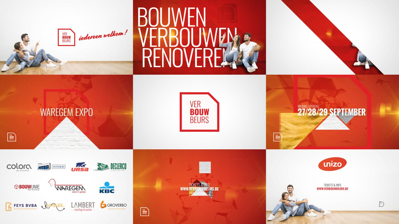 moodboard motion graphics verbouwbeurs tv spot