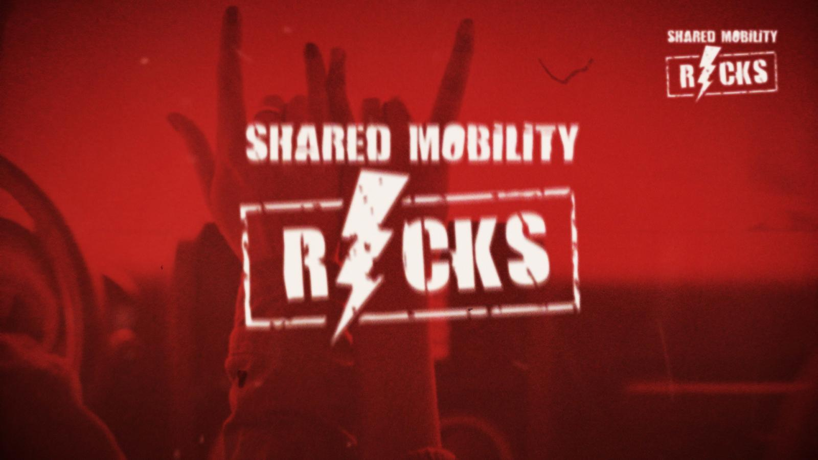 teaser shared mobility rocks