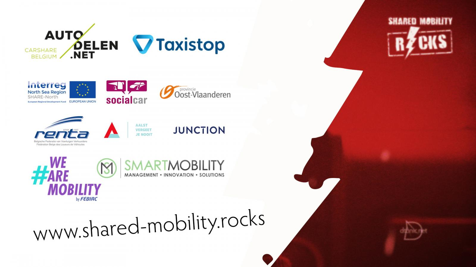 sponsors shared mobility rocks